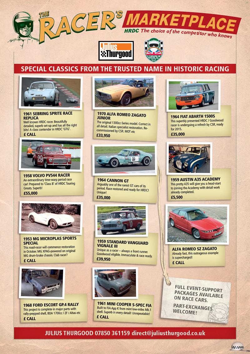 HRDC Eligible Car Sales